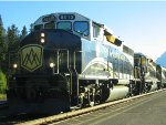Rocky Mountaineer Westbound